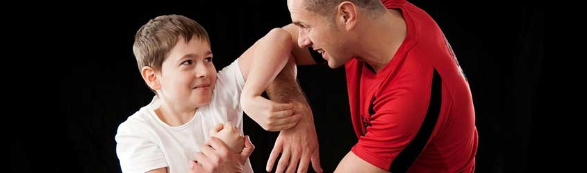 HOW KUNG FU BUILDS FAMILY UNITY